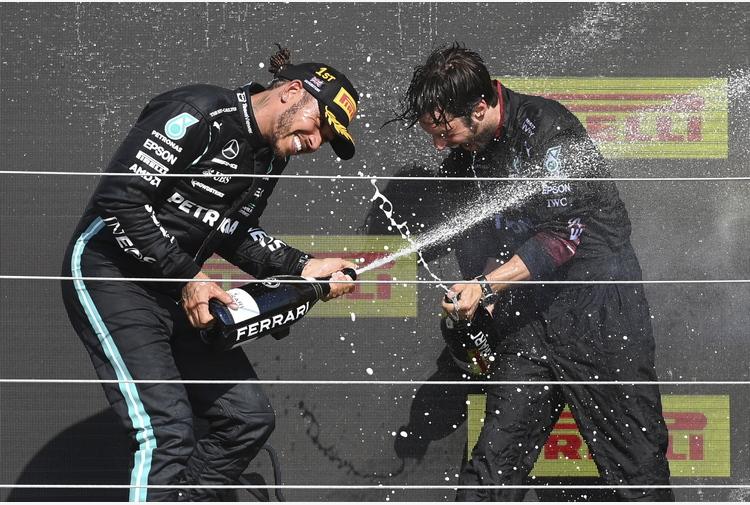 Wolff, Hamilton è l'opposto di un pilota scorretto'