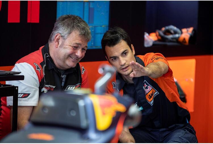 Moto: Pedrosa torna nel GP della Stiria