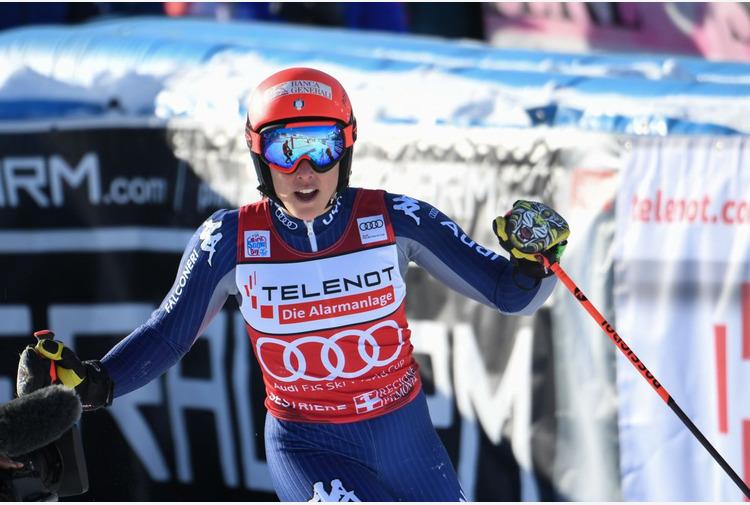 Sci Alpino: Cdm. Azzurri a Les Deux Alpes, c'è anche Brignone