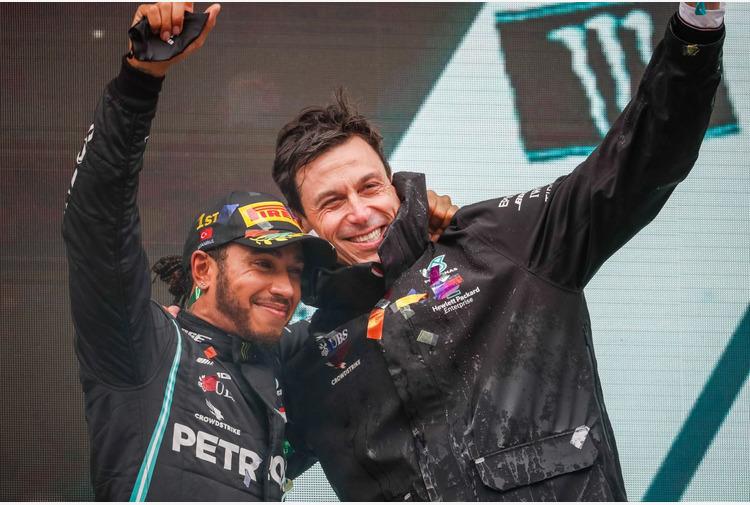 F.1: GP Gran Bretagna. Wolff 'Hamilton l'opposto di un pilota scorretto'