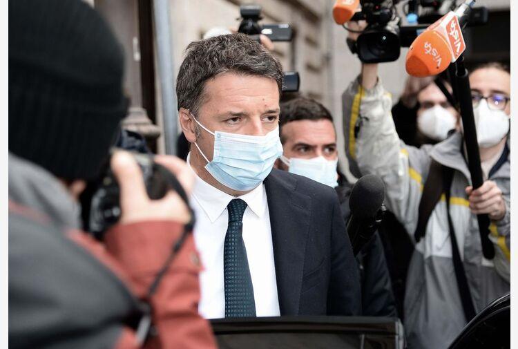 Renzi: sinistra vuole rimandare ddl Zan a settembre