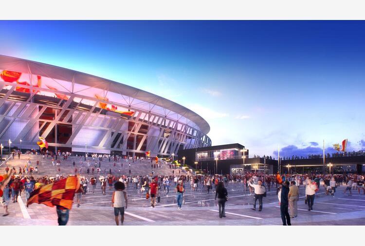 Stadio Roma: Raggi,revoca Tor di Valle, ora nuovo progetto