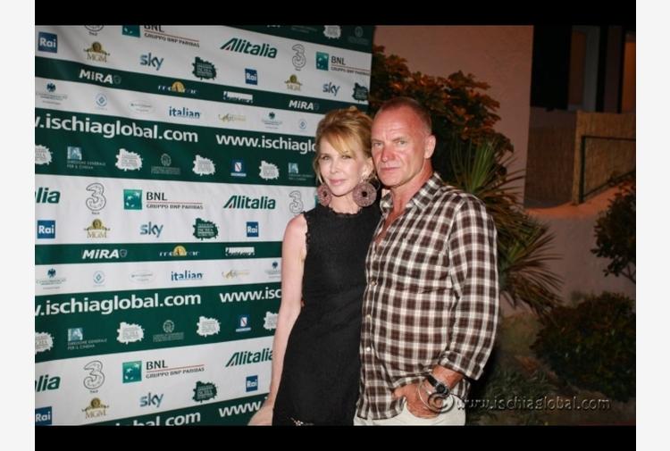 Musica: arriva Sting all'Ischia Global Festival