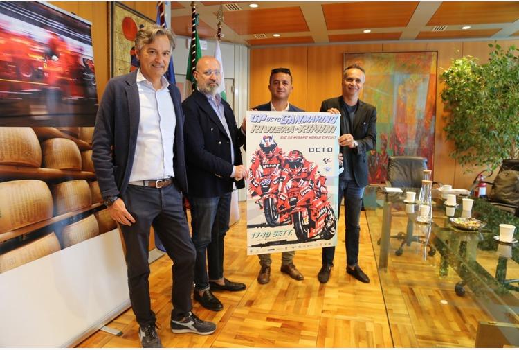 MotoGp: Aldo Drudi firma manifesto Gp San Marino-Riviera Rimini