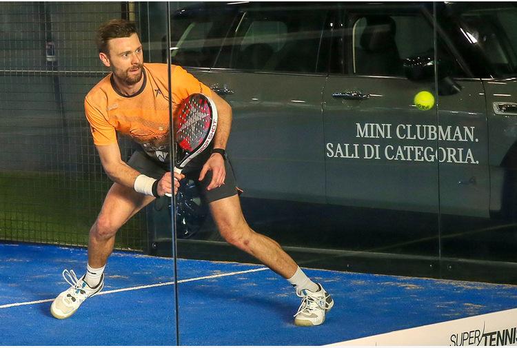 Slam Padel by Mini: uno spettacolo tutto italiano