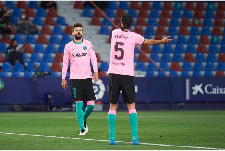 Calcio: Non c'è accordo fra Barcellona e giocatori su riduzione ingaggi