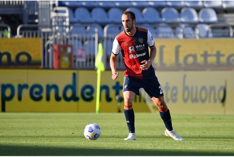 Calcio: Godin 'Se arriveranno offerte il Cagliari le valuterà'