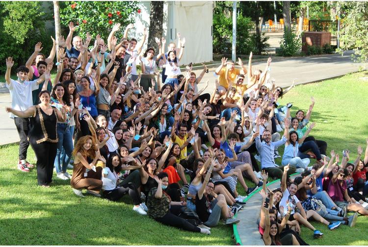 A Palermo con il 'Gonzaga' 84 giovani a servizio della città