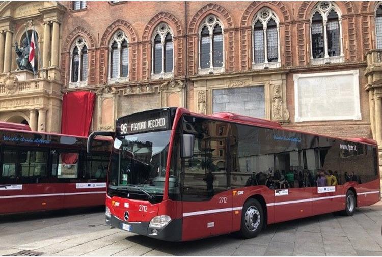 Trasporti, 39 mln per 92 bus 'green' a Bologna e nell'hinterland
