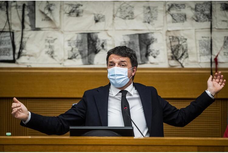 Ddl Zan, Renzi: 'La sinistra vuole rimandare a settembre'