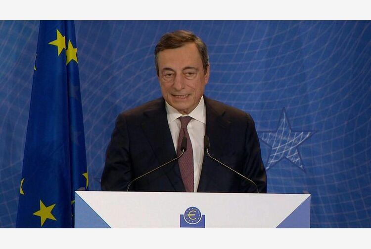 Draghi convoca alle 15 capi delegazione per nuovo dl Covid