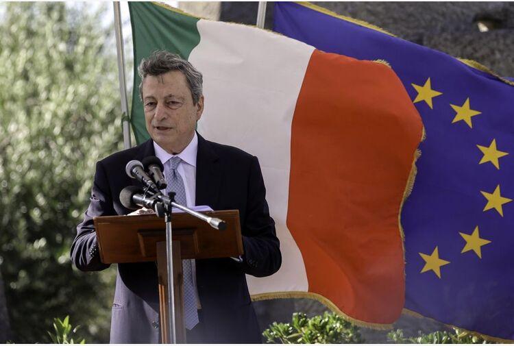 Giustizia, Draghi: chiariamo, nessuno vuole l'impunità