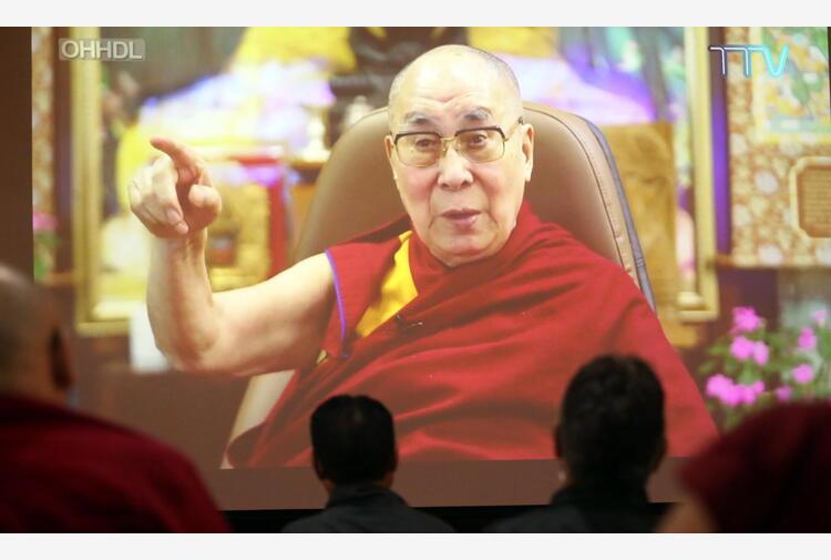 Pegasus: India ha preso di mira consiglieri Dalai Lama