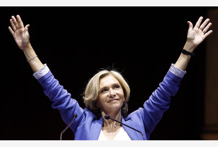 Francia: Pécresse si candida a presidenziali 2022