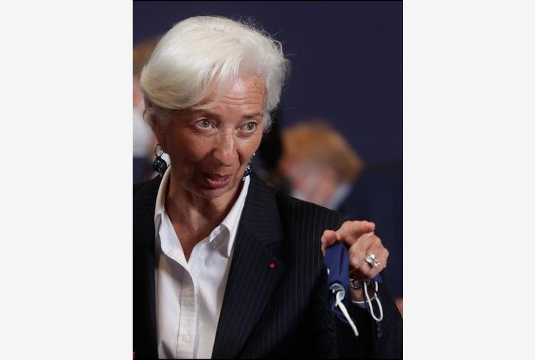 Bce: Lagarde, siamo pazienti, no a stretta prematura
