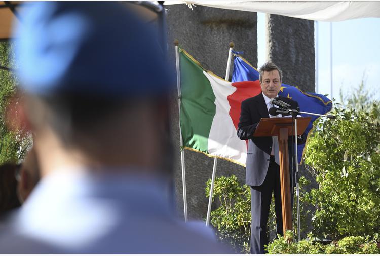Giubileo: Draghi incontra Fisichella e Bell a Palazzo Chigi