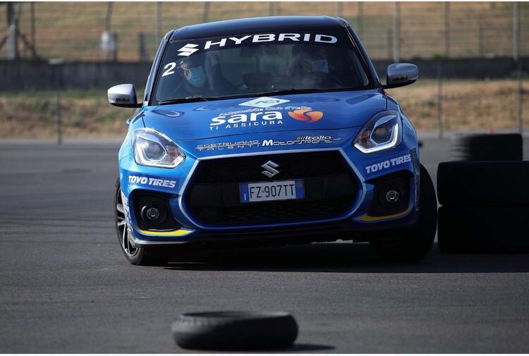 Auto:a Monza il sogno del Rally Italia Talent, è prima volta
