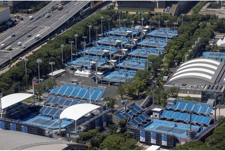 Tokyo draws: Rublev e Zverev sulla strada di Djokovic. Barty in salita