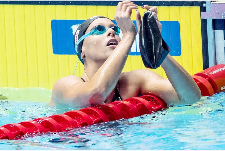Federica Pellegrini 'Cinque Olimpiadi per me, sacrifici ripagati'