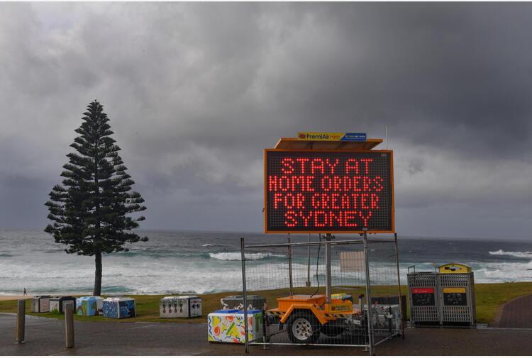 Covid: a Sydney situazione è diventata 'emergenza nazionale'