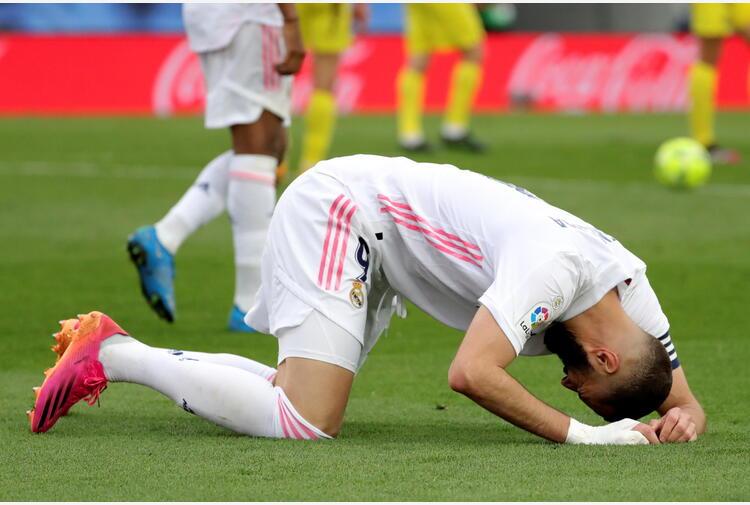 Real Madrid: francese Benzema positivo al Covid