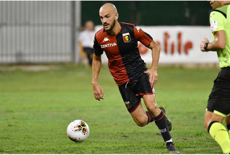 Calcio: Saponara 'Feeling con Italiano, potrei dargli ancora una mano'