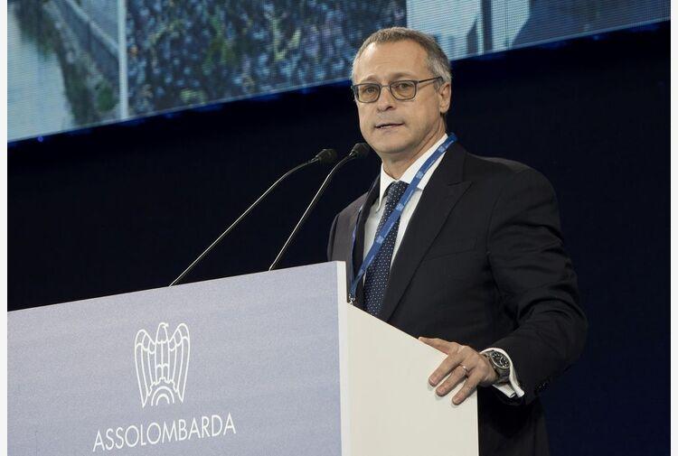 Bonomi: green pass in azienda utile, confronto da Draghi