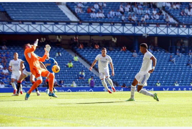 Sconfitta Real per Ancelotti, i Rangers vincono 2-1