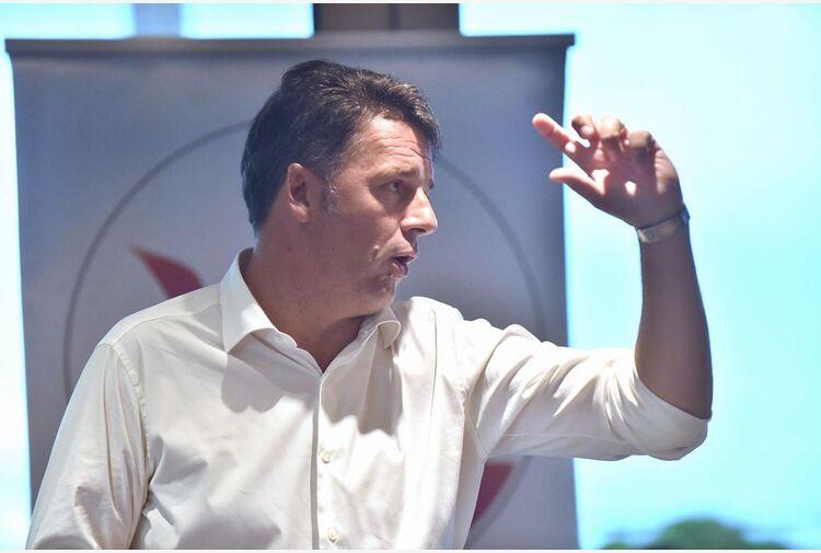 Renzi: solidarietà a Draghi, Travaglio vergognoso