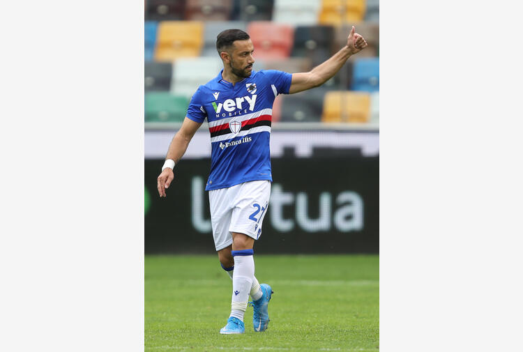 Calcio: Samp, doppietta di Quagliarella col Piacenza
