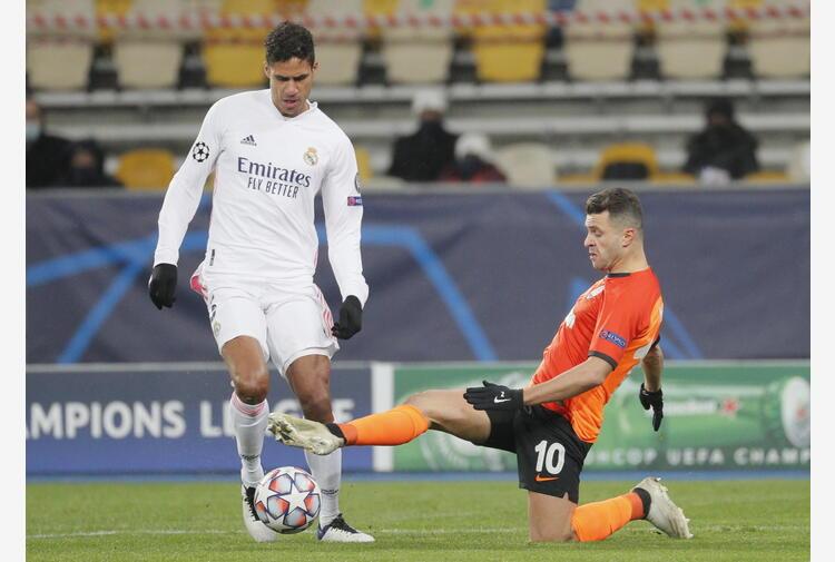 Calcio: colpo Manchester United, in arrivo Varane dal Real