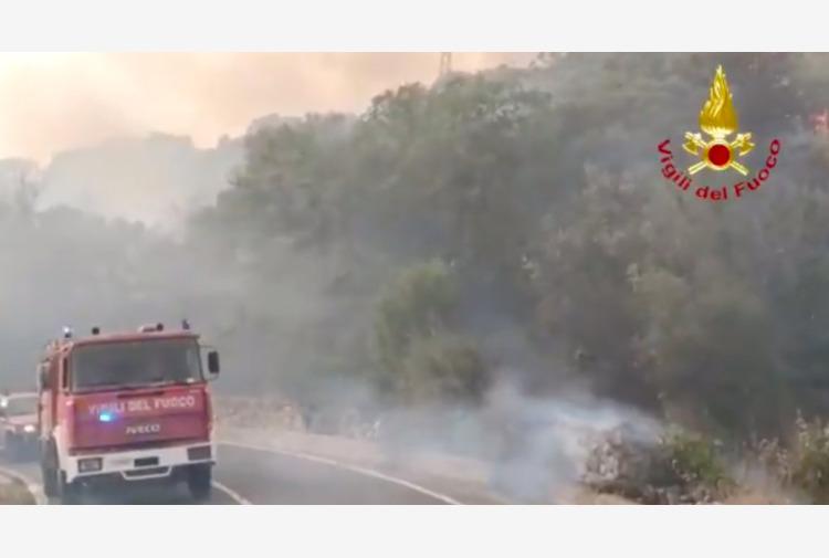 Sardegna in fiamme, arrivano quattro Canadair da Francia e Grecia tramite il meccanismo UE di protezione civile