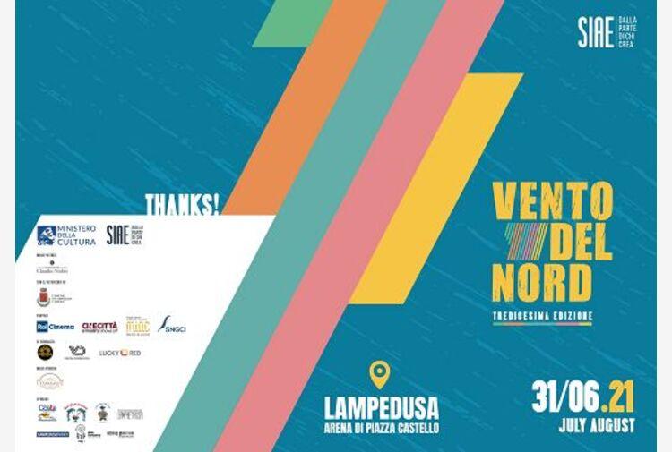 'Il Vento del Nord', dal 31 luglio torna il cinema a Lampedusa