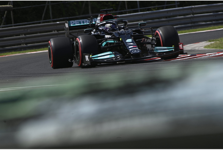 Gp Ungheria: Hamilton in pole, Verstappen terzo