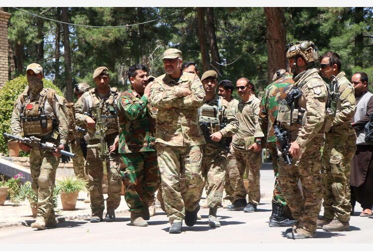 Afghanistan: Ghani a Usa, crisi colpa ritiro improvviso