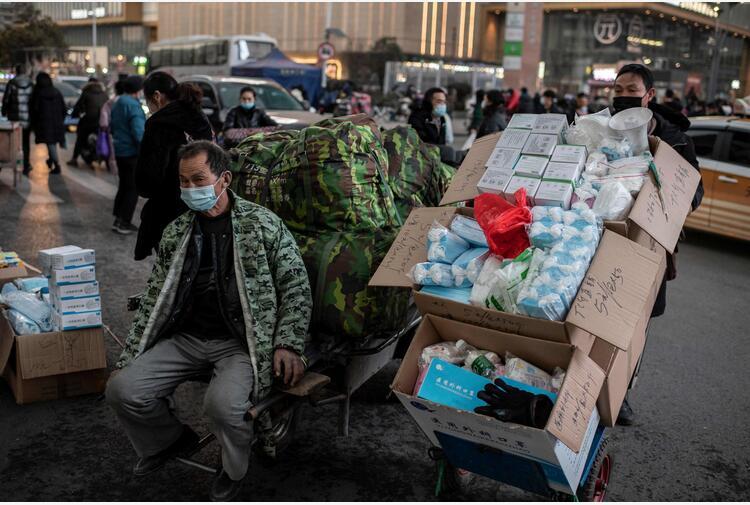 Cina: il Covid ritorna a Wuhan, individuati 7 casi