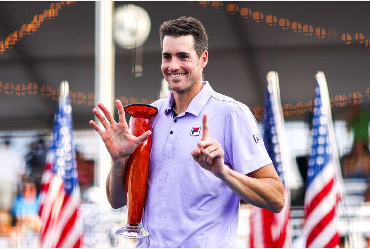 Atlanta, Isner trionfa ancora: sesto titolo da record
