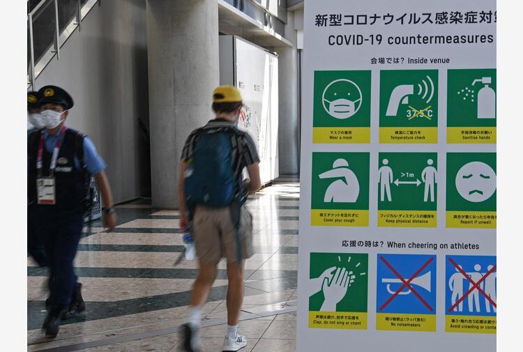 Covid oggi Tokyo, 2.195 nuovi contagi