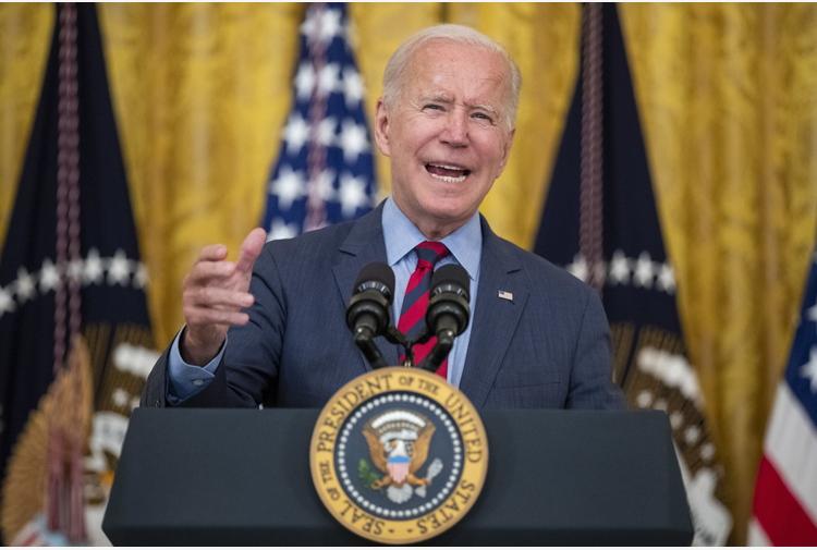 Covid, Biden: vaccinare gli Usa e aiutare a vaccinare il mondo
