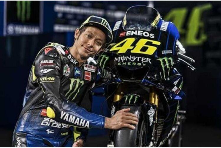 MotoGP, Rossi annuncia il ritiro: 'È stato un viaggio fantastico'