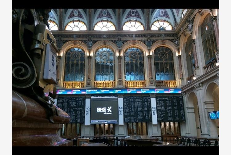 Borsa: Europa cauta con Wall Street aperta in rialzo