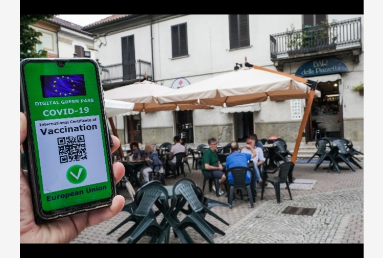 Green pass: Fipe, pronti a controllo, ma non su identità