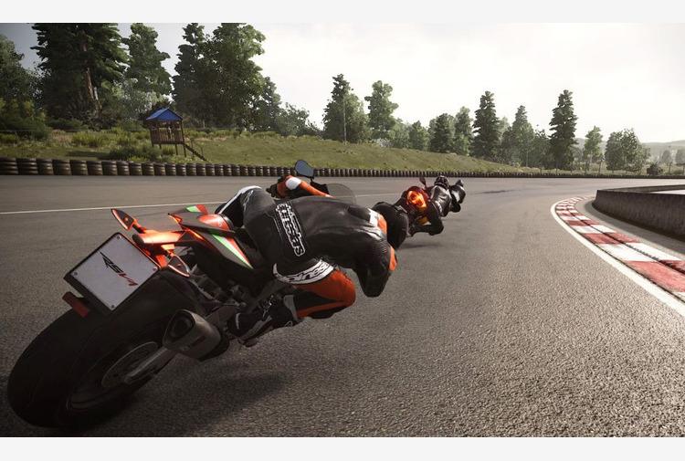 Pirelli partner di Nacon nel gioco di simulazione per moto 'Rims Racing'