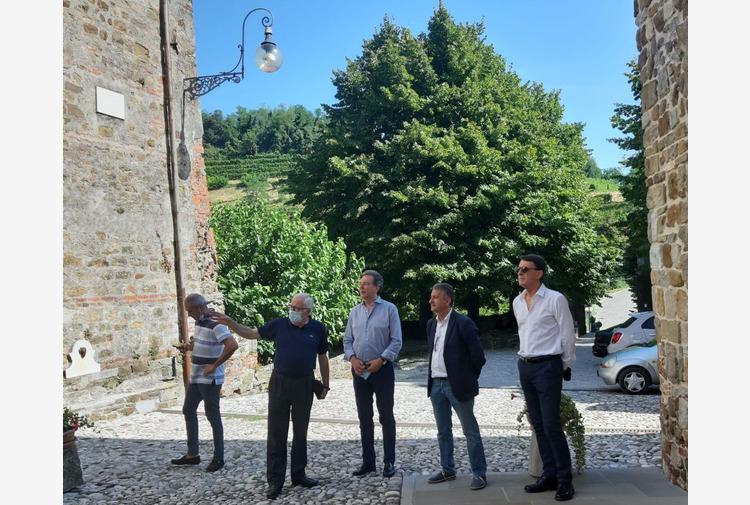 Fvg, Pizzimenti '900mila euro per muro cinta Abbazia Rosazzo'