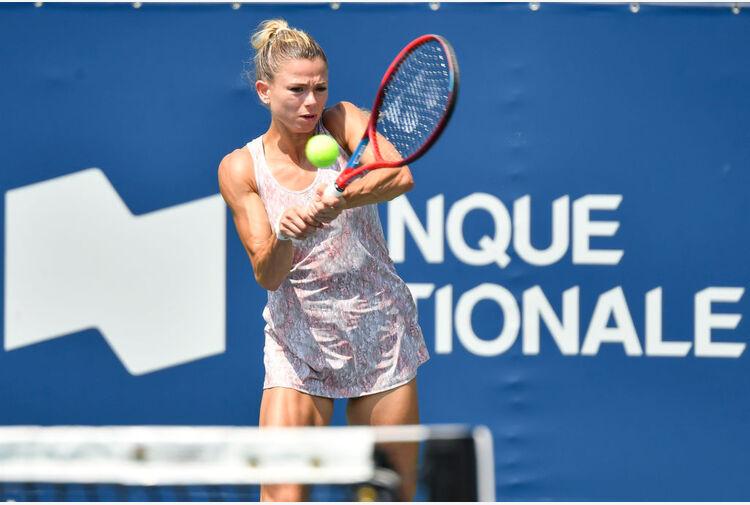 Montreal su SuperTennis: Giorgi sfida Kvitova, in palio i quarti (live alle 22)