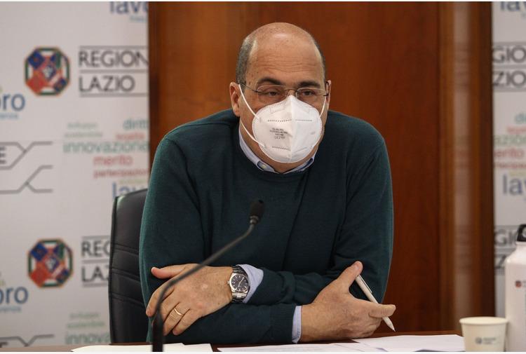 Emergenza incendi nel Lazio, Zingaretti dichiara stato di calamità