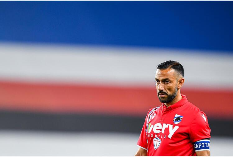 Sampdoria: D'Aversa in Coppa punta su Quagliarella