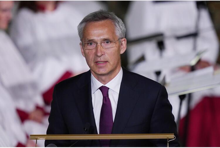 Stoltenberg, colpa è del fallimento politico leader afghani