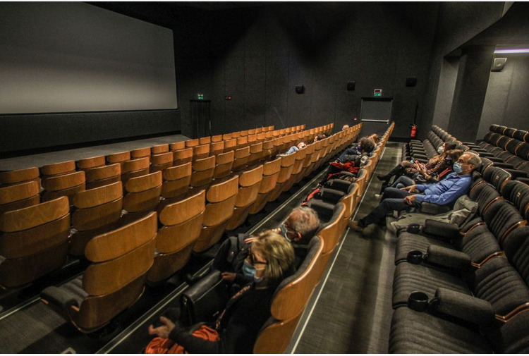 Zingaretti '1,8 mln a sostegno riapertura cinema e teatri nel Lazio'