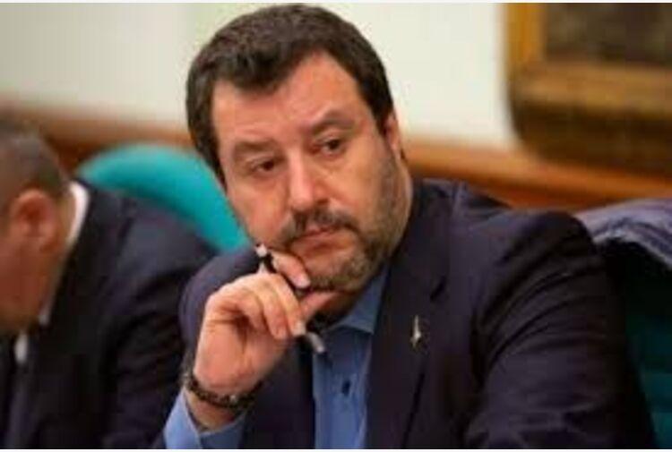 Rave party, Salvini: Lamorgese ministro non adeguato